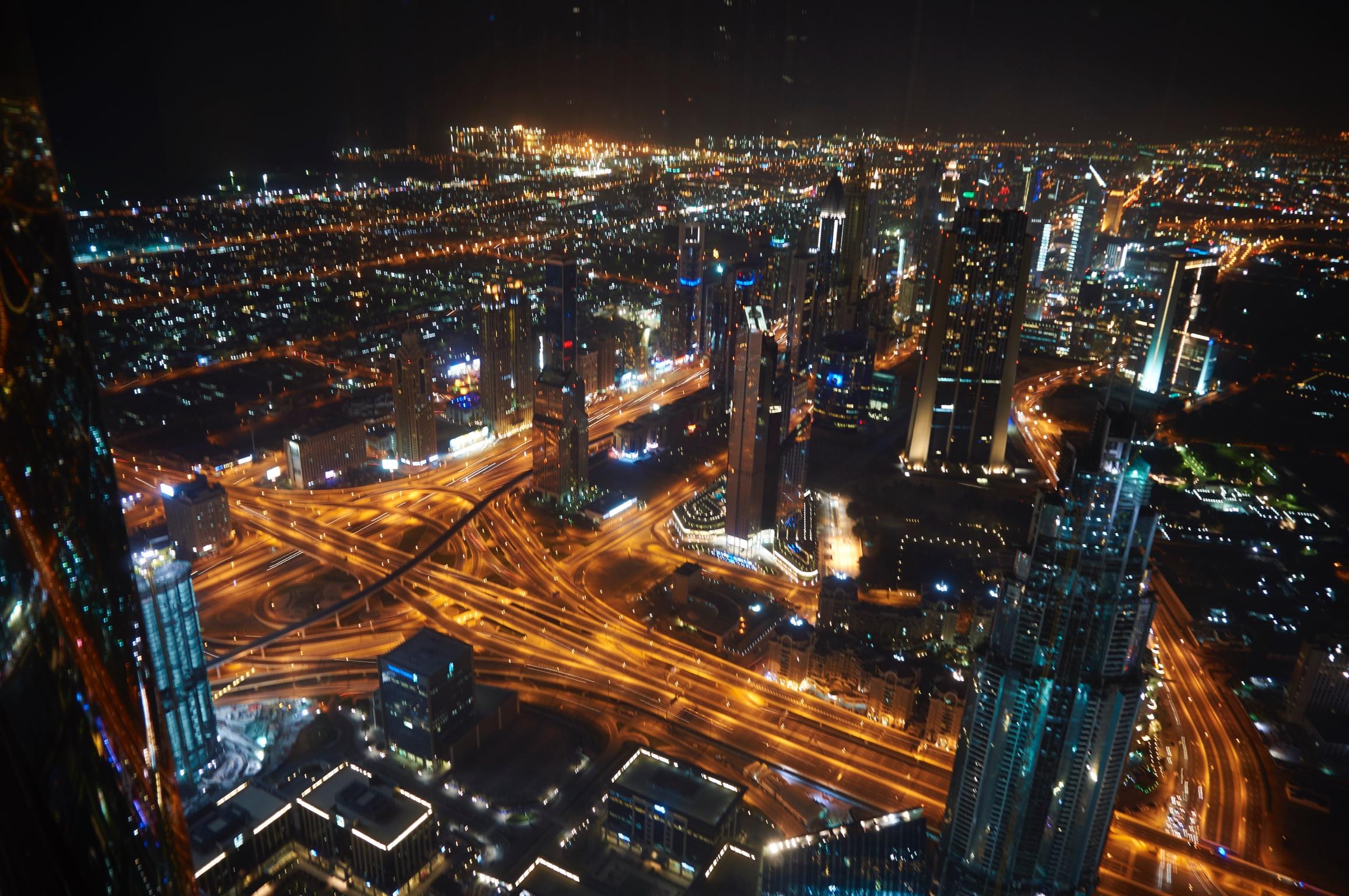 Dubai i dag.