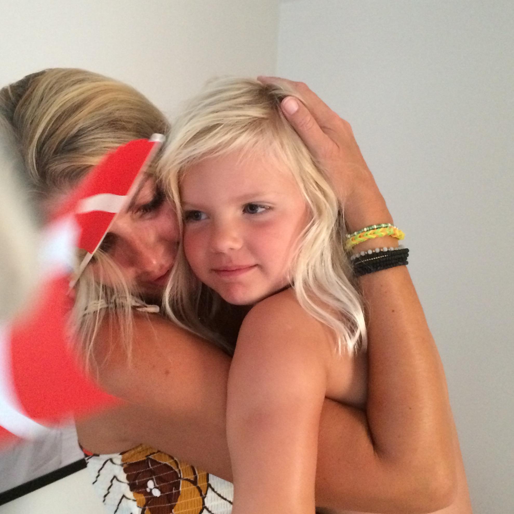 Netop min datter vil jeg gøre alt for, men 'curlingforælder' håber jeg alligevel aldrig, at jeg udvikler mig til.